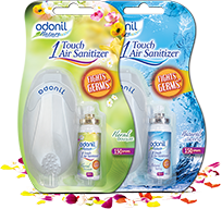 One Touch Air Freshener, Odonil One Touch Air Freshener