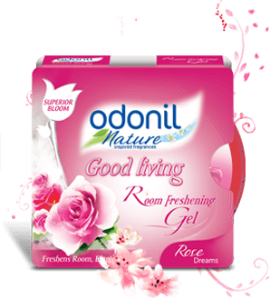 rose dream room freshener gel